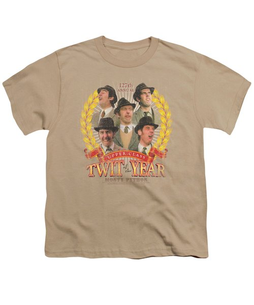 Monty Python - Twit Of The Year Youth T-Shirt by Brand A