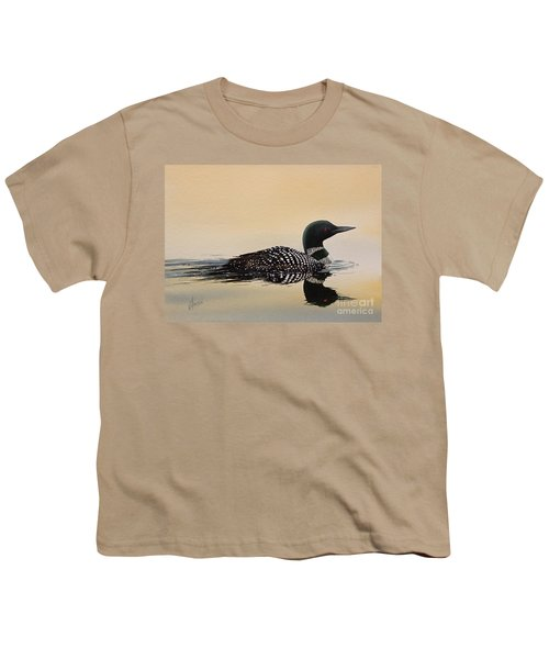 Nature So Fair Youth T-Shirt by James Williamson