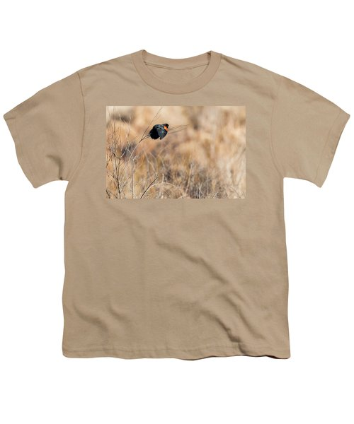 Springtime Song Youth T-Shirt by Bill Wakeley