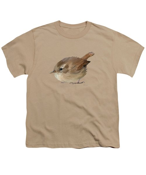 Wren Youth T-Shirt by Bamalam  Photography