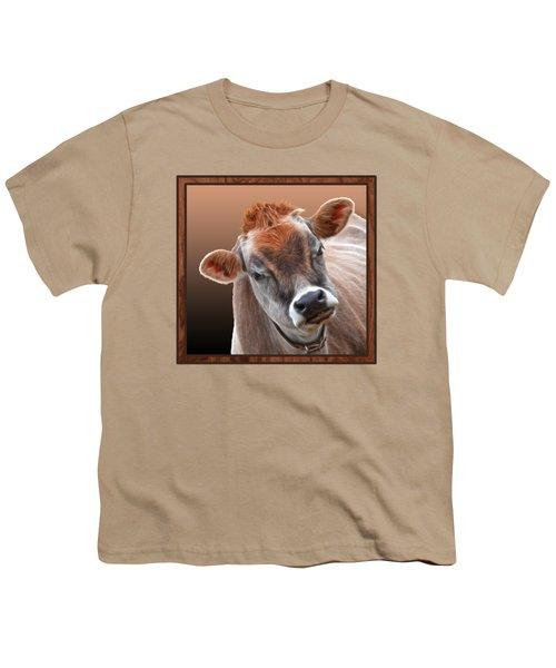 Hello Youth T-Shirt by Gill Billington