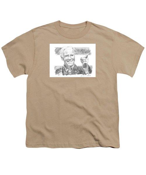 Joe Biden Youth T-Shirt by Shawn Vincelette