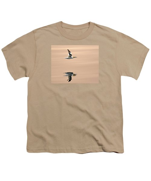 Late Arrival Youth T-Shirt by Tony Beck