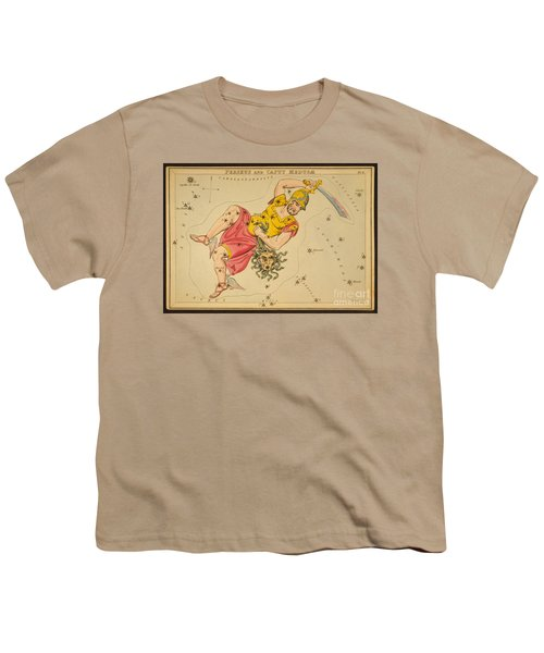 Perseus And Caput Medusae Youth T-Shirt by Science Source