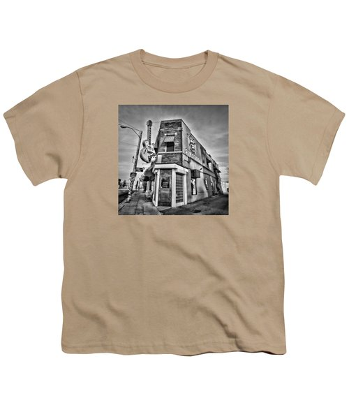 Sun Studio - Memphis #2 Youth T-Shirt by Stephen Stookey