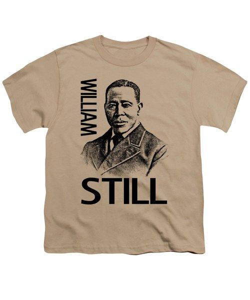 William Still Youth T-Shirt by Otis Porritt