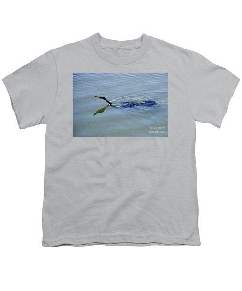 Anhinga Youth T-Shirt by Art Wolfe