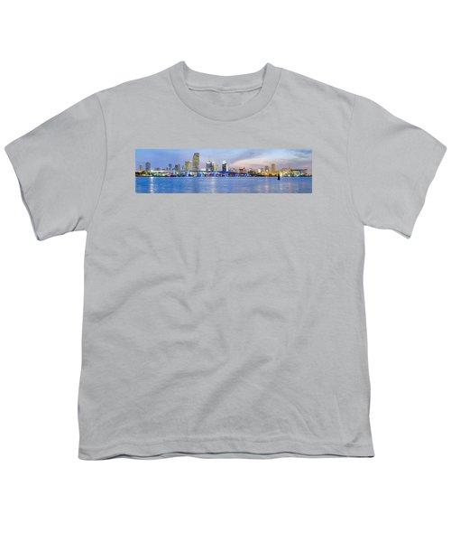 Miami 2004 Youth T-Shirt by Patrick M Lynch