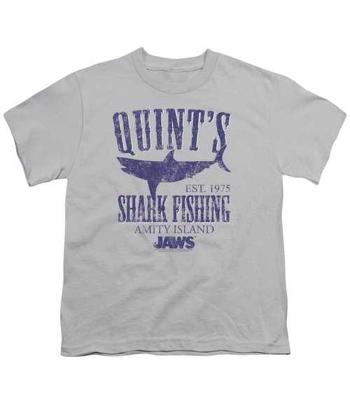 Jaws - Quints Youth T-Shirt by Brand A