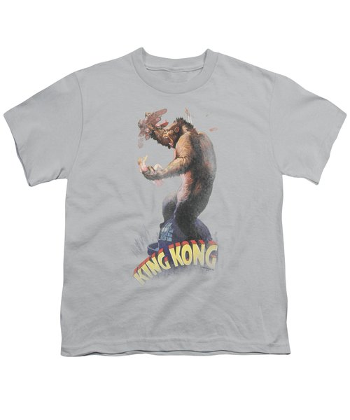 King Kong - Last Stand Youth T-Shirt by Brand A
