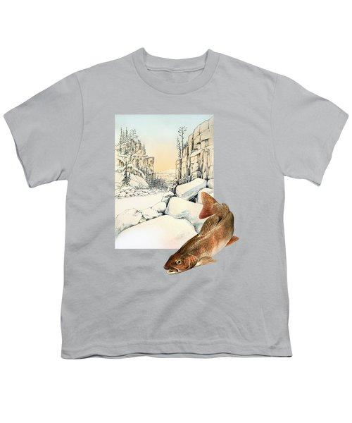 Lenok Youth T-Shirt by Alexandra Panaiotidi
