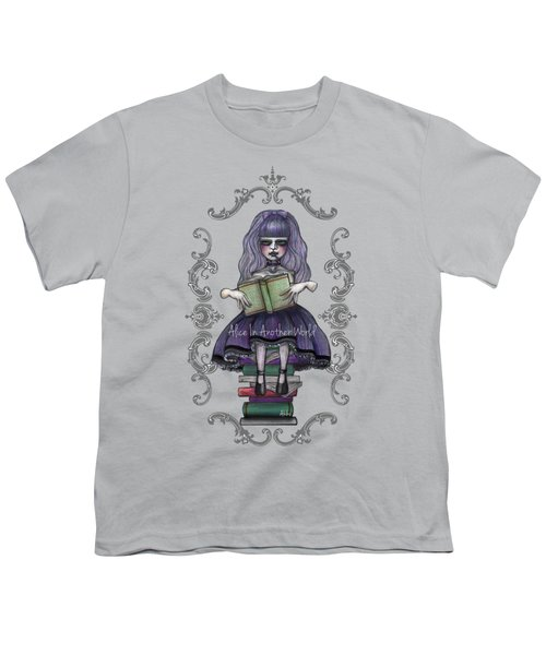Alice In Another World 2 Youth T-Shirt by Akiko Okabe