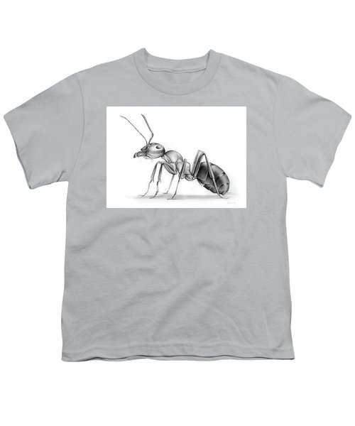 Ant Youth T-Shirt by Greg Joens