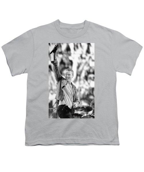 Coldplay13 Youth T-Shirt by Rafa Rivas