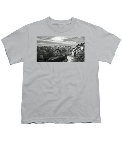 Grand Canyon No. 2-1 Youth T-Shirt by Sandy Taylor