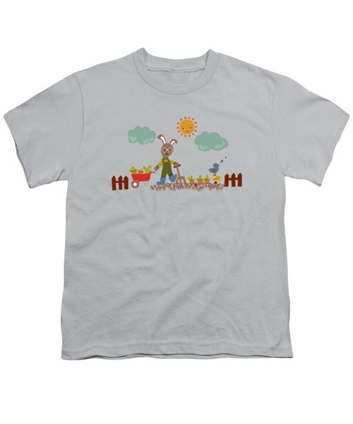 Harvest Time Youth T-Shirt by Kathrin Legg
