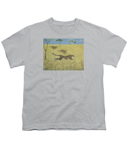 Sheer Speed Youth T-Shirt by Pat Scott