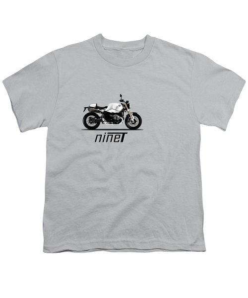 The R Nine T Youth T-Shirt by Mark Rogan