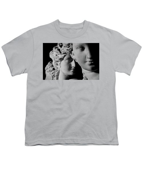 The Three Graces Youth T-Shirt by Roman School