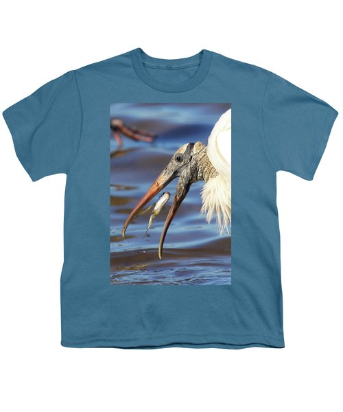 Catch Of The Day Youth T-Shirt by Bruce J Robinson