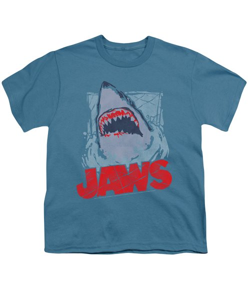 Jaws - From The Depths Youth T-Shirt by Brand A