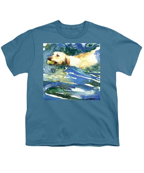 Lake Effect Youth T-Shirt by Molly Poole