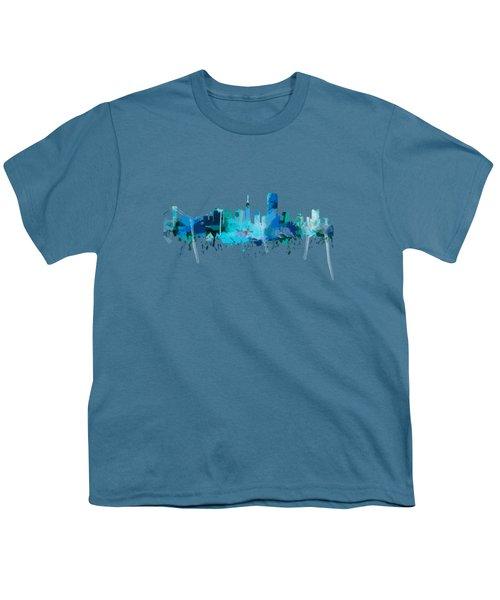 San Francisco Youth T-Shirt by Mark Ashkenazi