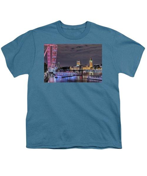 Westminster - London Youth T-Shirt by Joana Kruse