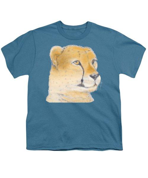 Cheetah 3 Youth T-Shirt by Gilbert Pennison