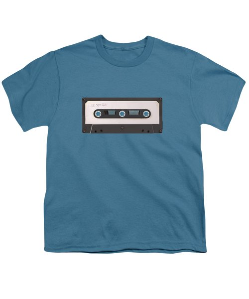Long Play Youth T-Shirt by Nicholas Ely