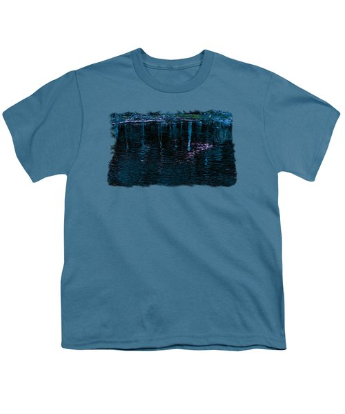 Midnight Spring Youth T-Shirt by John M Bailey