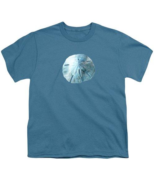 Sand Dollar Youth T-Shirt by Anastasiya Malakhova