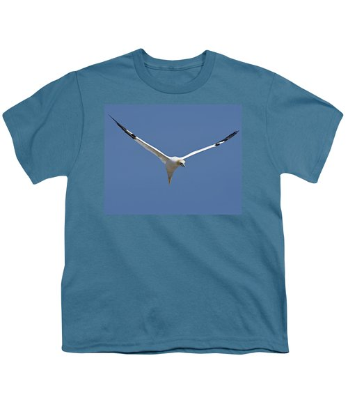 Speed Adjustment Youth T-Shirt by Tony Beck