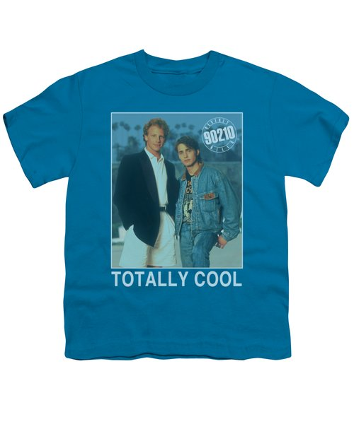 90210 - Totally Cool Youth T-Shirt by Brand A