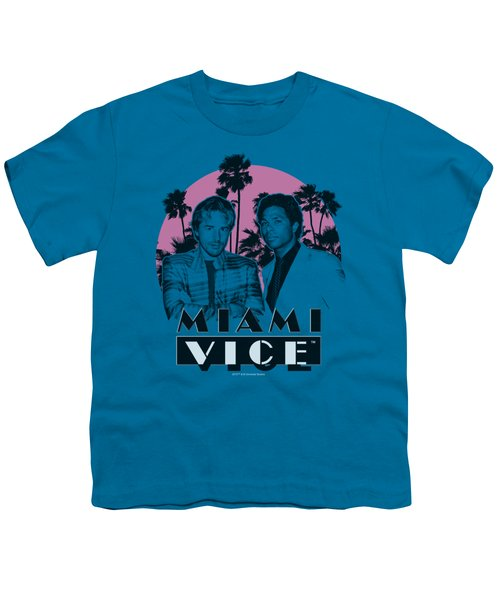 Miami Vice - Stupid Youth T-Shirt by Brand A