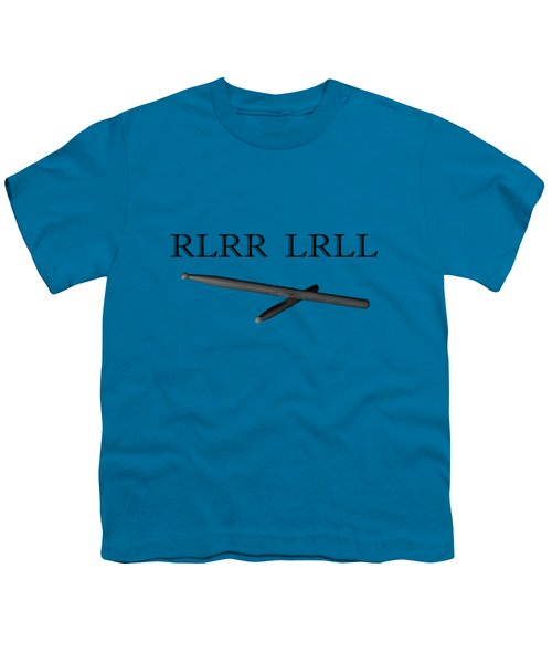 Rlrr Lrll Youth T-Shirt by M K  Miller