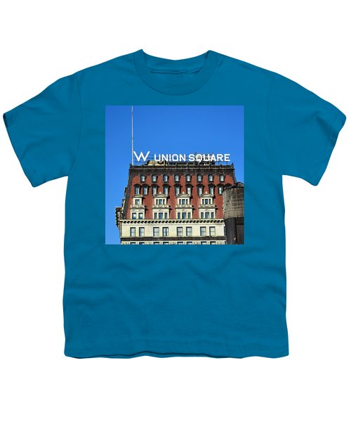 Wunion Youth T-Shirt by Sandy Taylor