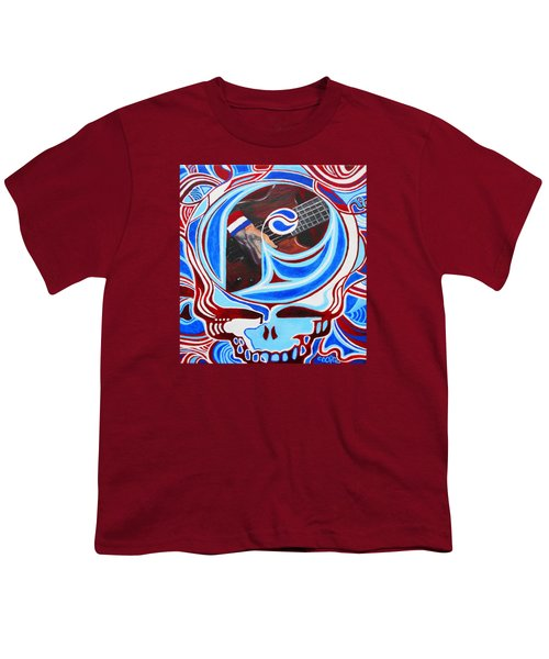 Steal Your Phils Youth T-Shirt by Kevin J Cooper Artwork