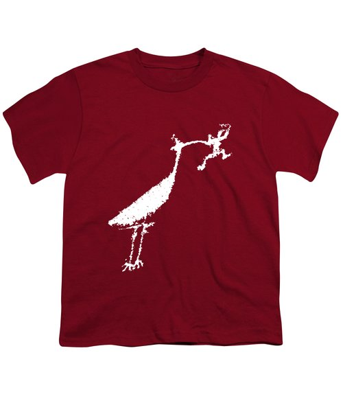 The Crane Youth T-Shirt by Melany Sarafis