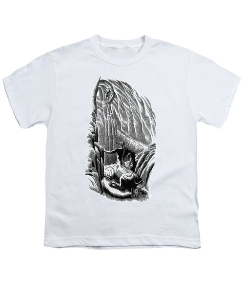 Minotaur, Legendary Creature Youth T-Shirt by Photo Researchers