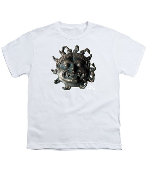 Gorgon Legendary Creature Youth T-Shirt by Photo Researchers