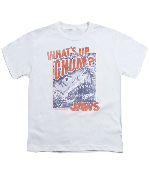 Jaws - Chum Youth T-Shirt by Brand A