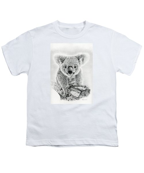 Koala Oxley Twinkles Youth T-Shirt by Remrov