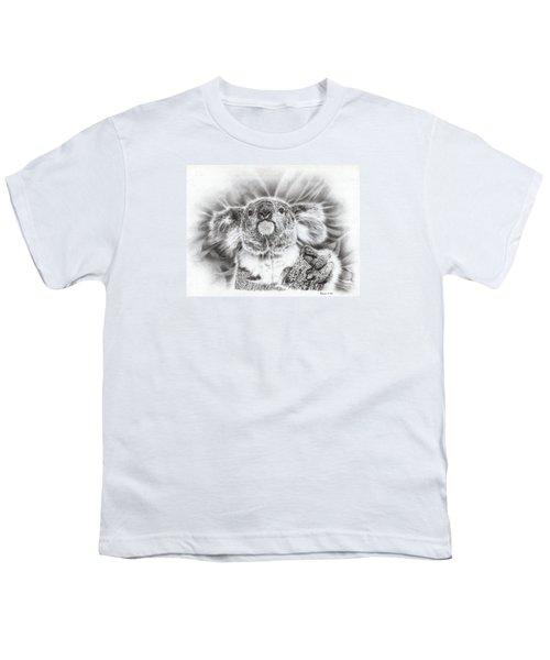 Koala Roto Princess Youth T-Shirt by Remrov