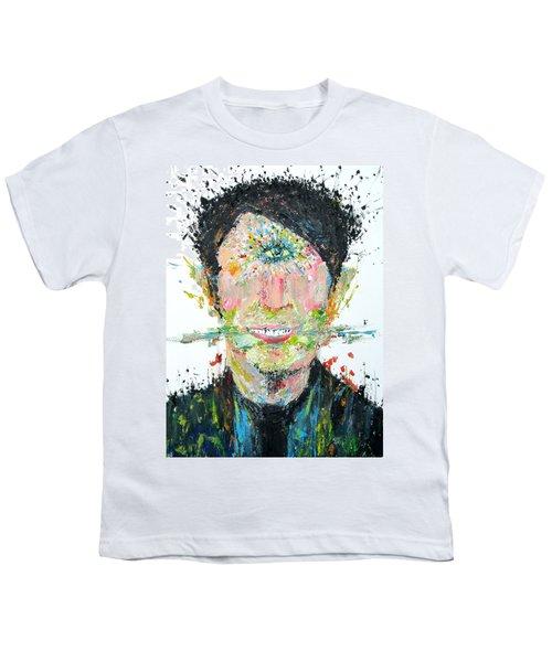 Love Me Do Youth T-Shirt by Fabrizio Cassetta