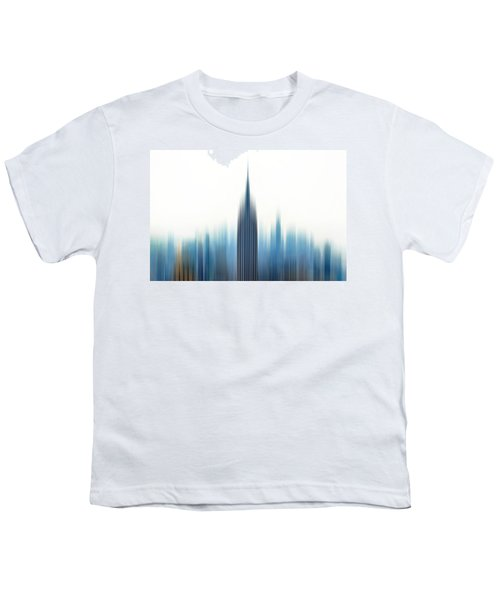 Moving An Empire Youth T-Shirt by Az Jackson