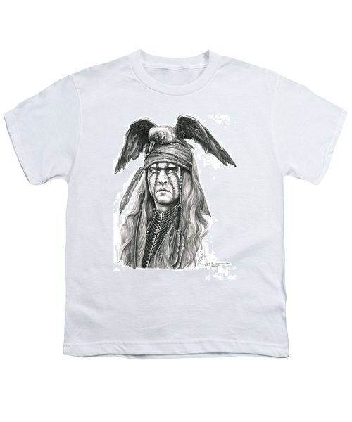 Tonto Youth T-Shirt by Murphy Elliott