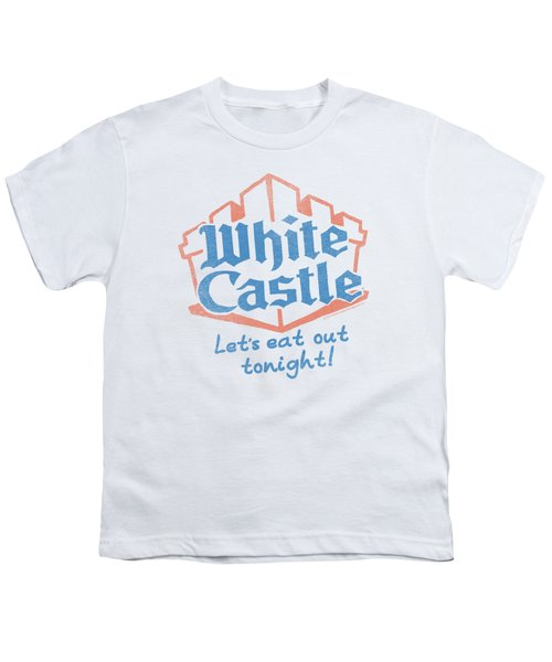 White Castle - Lets Eat Youth T-Shirt by Brand A