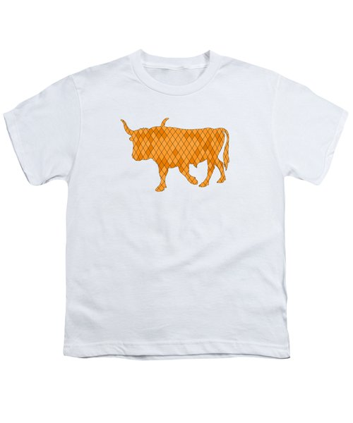 Aurochs Youth T-Shirt by Mordax Furittus
