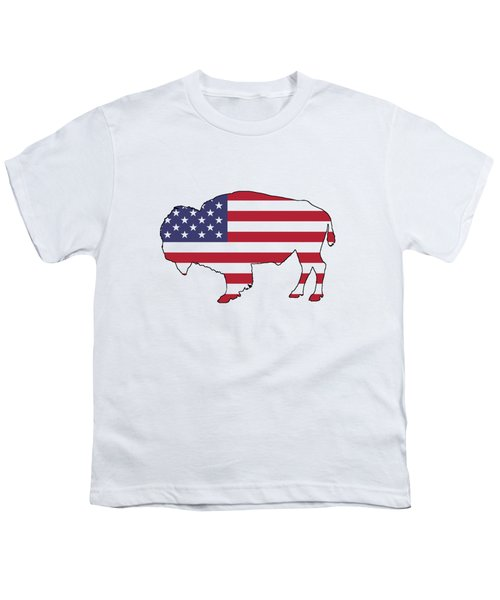 Buffalo Youth T-Shirt by Mordax Furittus